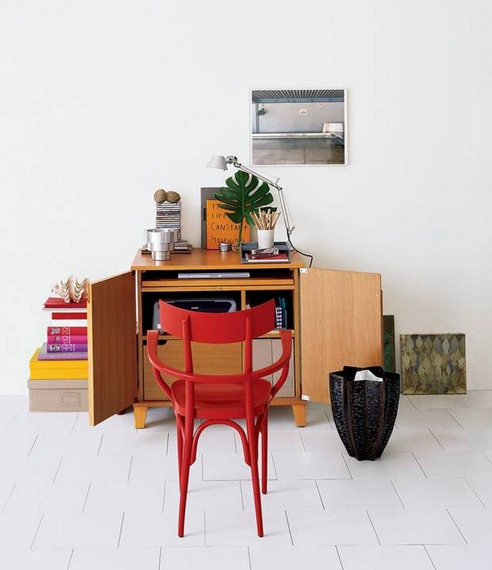 Small Home Office Desk Ideas
