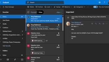 Microsoft Rolls Out Block for Calendar Forwarding - Office