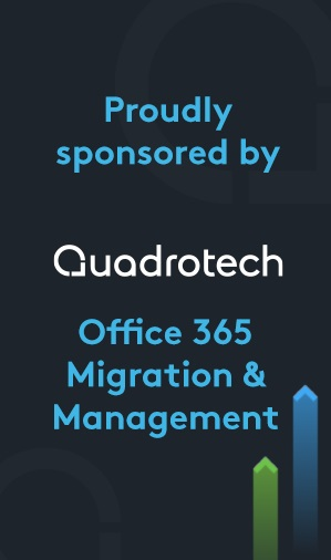Quadrotech sponsors the Office 365 for IT Pros eBook
