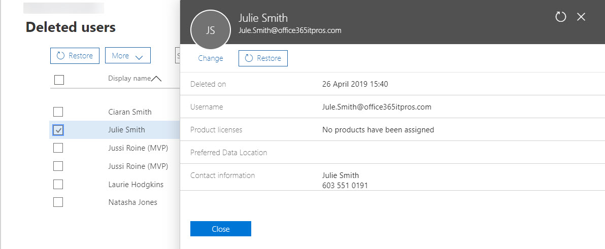 Removing Office 365 Accounts Fast - Office 365 for IT Pros