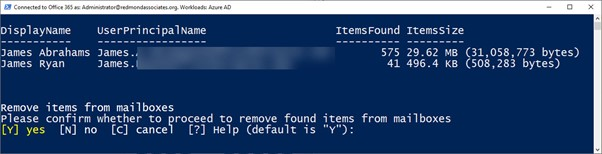 How to Use PowerShell to Remove Calendar Items from Exchange Online
