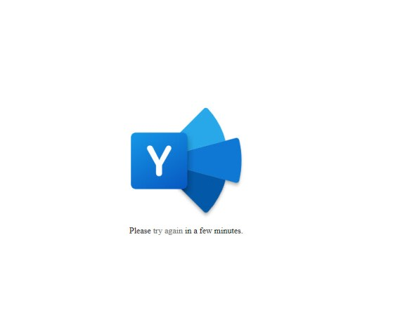 Yammer fails to co-operate