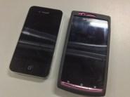 長谷川さんに白ロムのスマートフォンもいただきました。ありがとうございます!