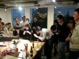 渋谷のコワーキングスペース&シェアオフィス「Connecting The Dots」の増床パーティに参加しました。