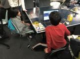 小学生・中学生向けプログラミング教室(CoderDojoさいたま第10回2014年12月20日)を開催しました。