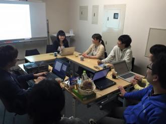 2015年3月のコワーキングスペース7Fのクレド作り