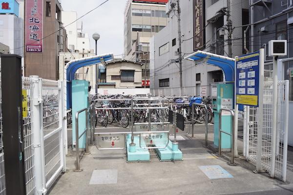 大宮東口駅前自転車駐車場3
