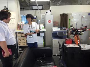 コワーキングスペース7F 大学生アルバイトスタッフ 後藤一也さん