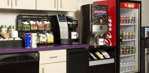 Coffee Break room