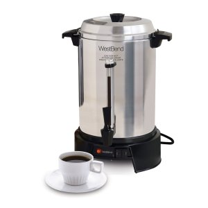 Single Pot Coffee Maker
