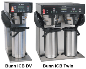 Bunn Roast and Ground Coffee Maker Systems.