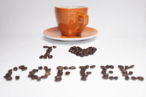 """Classic Coffee lovers agree with us with our famous line """"I love Coffee""""!"""
