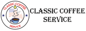 classic coffee website logo image for header