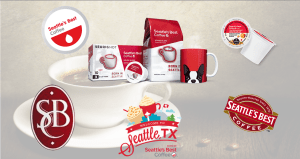 Seattles Best banner for coffees page header slider