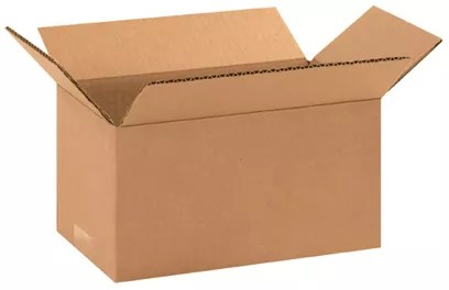 10inL X 6inW X 5inD Corrugated Shipping Boxes Office Depot