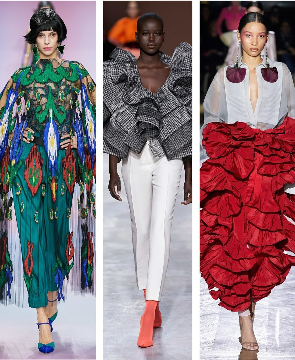 fashion week haute couture janvier 2020 Paris