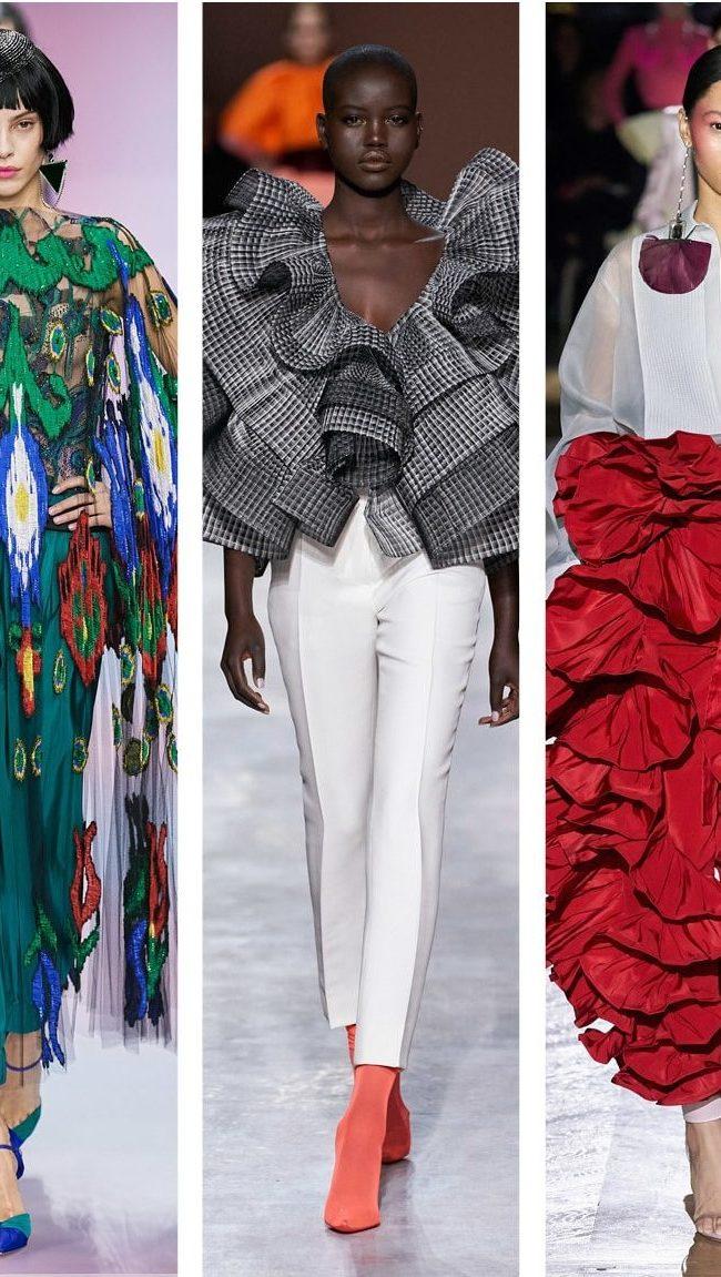 fashion week haute couture janvier 2020 Paris