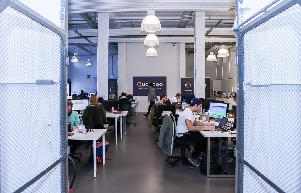 officedropin quandoo Andreas Lukoschek andreasl.de 6 1024x658 A Tour of  Quandoos Berlin Office