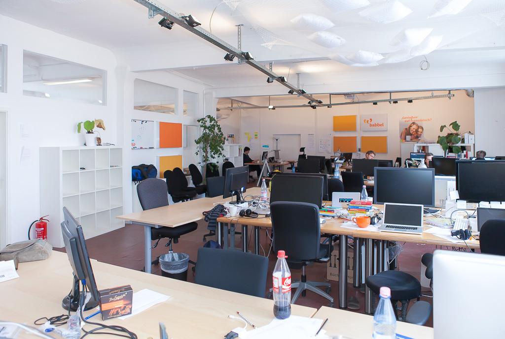 Officedropin babbel Andreas Lukoschek andreasL.de 9 1024x689 Peek inside Babbels Berlin Office