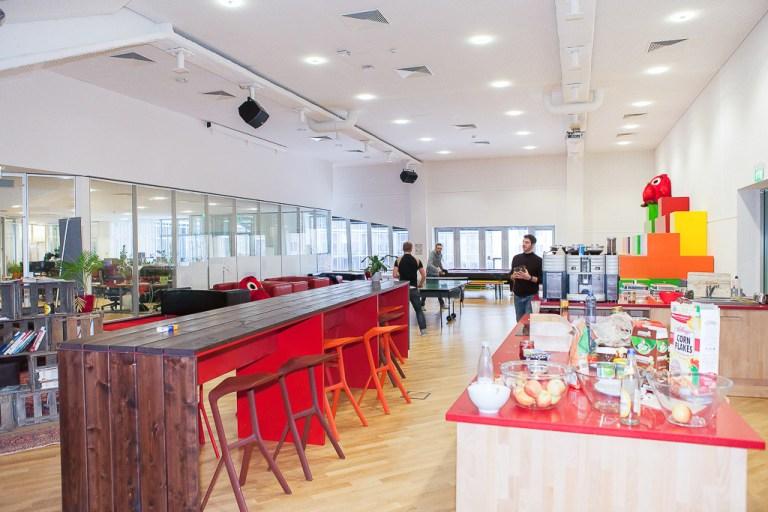 GameDuell, Office, Berlin, Büro, startup