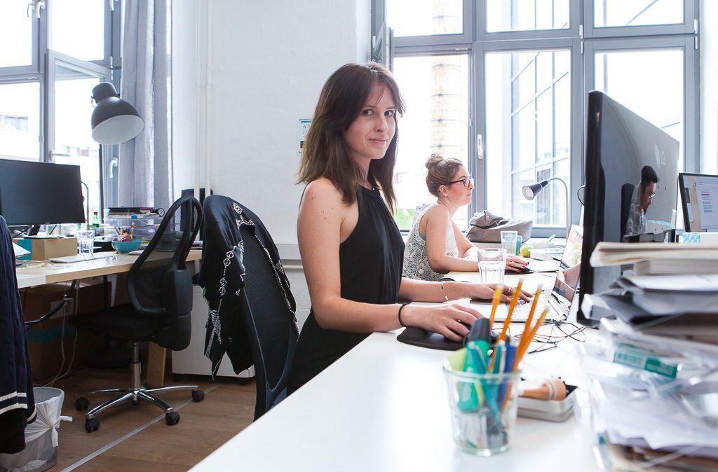 Lesara 10 1024x674 Inside of Lesaras office in Berlin