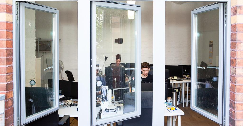 Lesara 21 1024x533 Inside of Lesaras office in Berlin