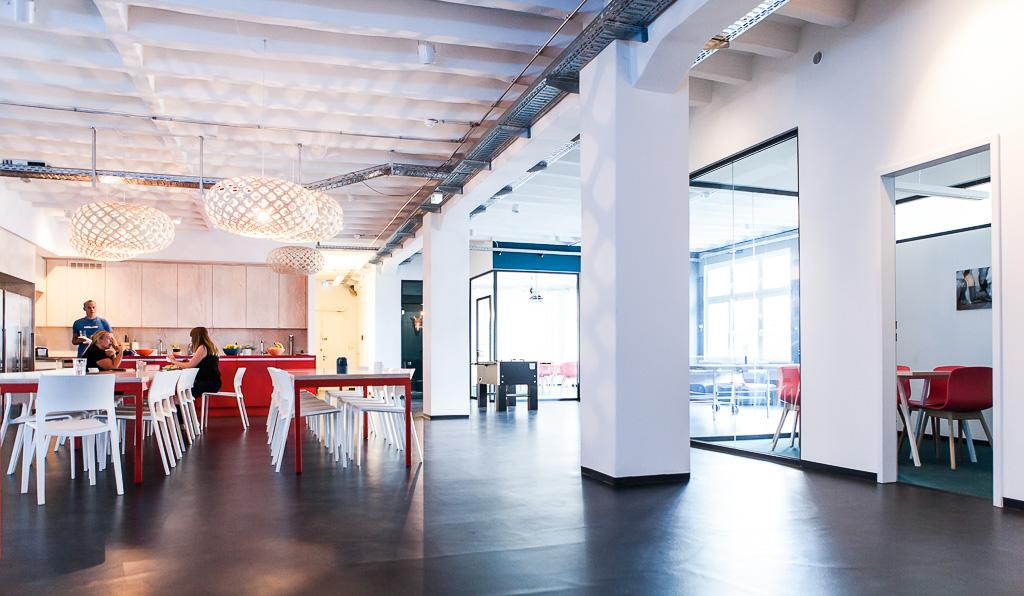 friendsurance 6 1024x596 An Inside Look at Alecto / Friendsurances Office in Berlin