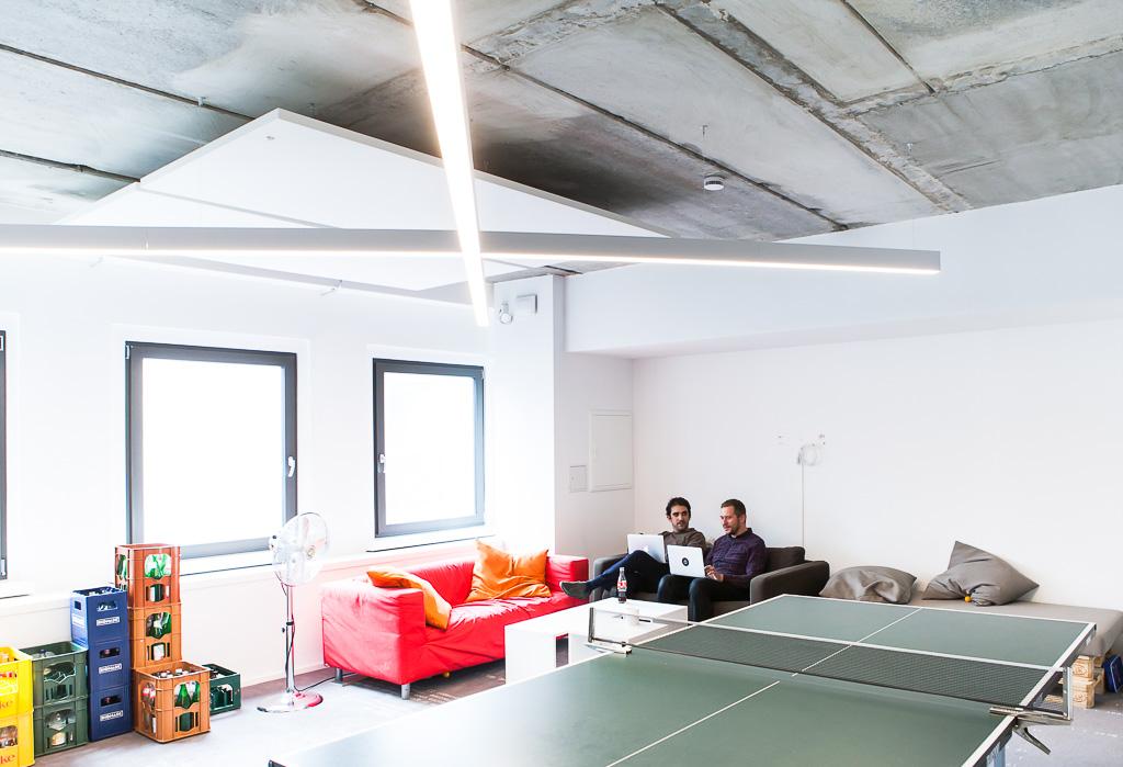 officedropin number 26 Andreas Lukoschek andreasL.de deutsche startups.de 16 1024x699 Have a Look at N26s Berlin Office