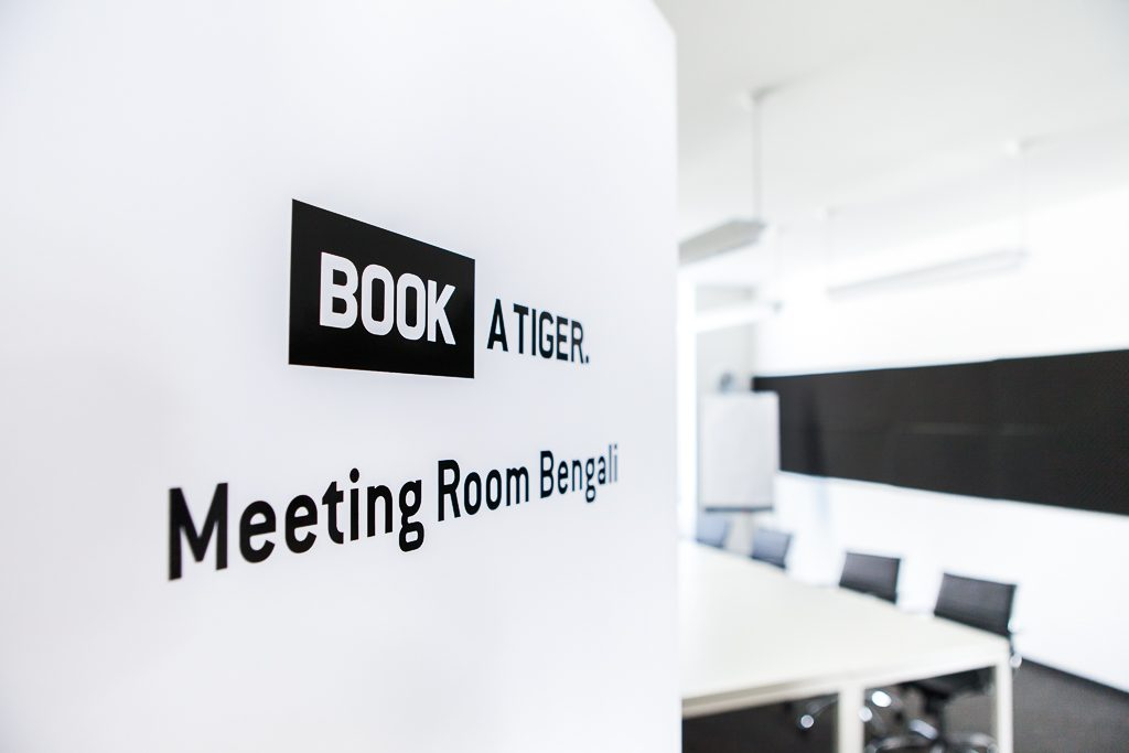 a tour of book a tiger 39 s office in berlin office drop in. Black Bedroom Furniture Sets. Home Design Ideas
