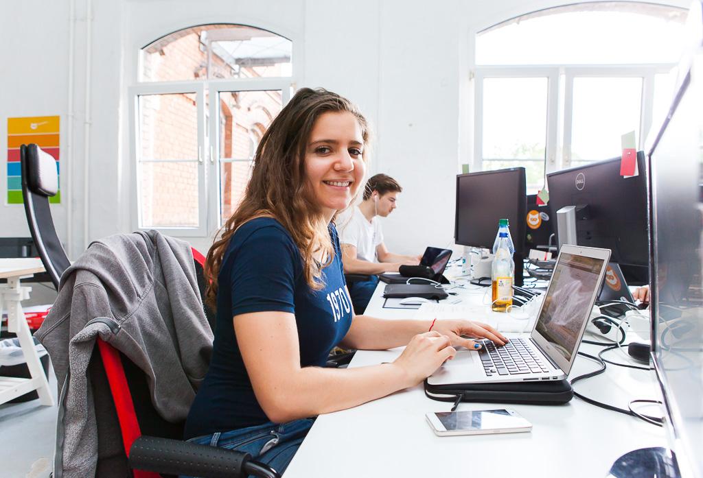 jodel 15 1024x697 Peek Inside Jodels Office in Berlin