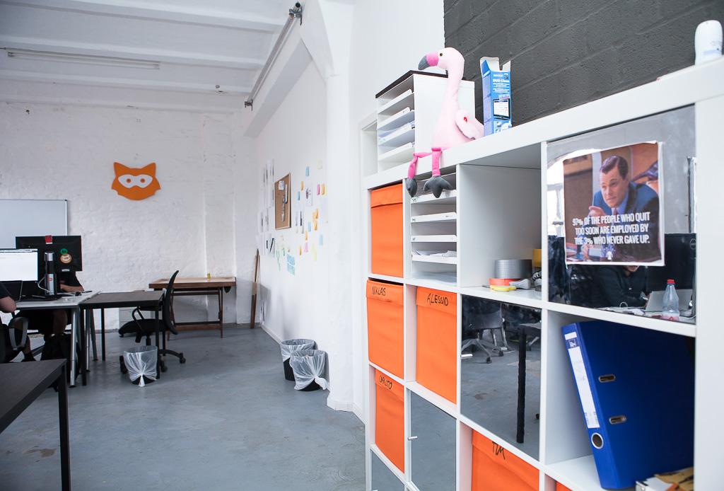 jodel 5 1024x694 Peek Inside Jodels Office in Berlin