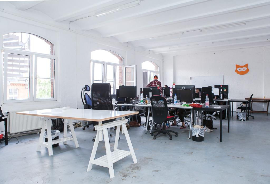 jodel 1024x698 Peek Inside Jodels Office in Berlin