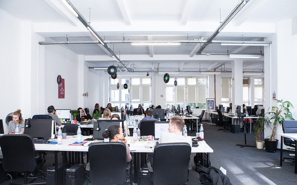modomoto 3 1024x637 A Tour of Modomotos Berlin Office