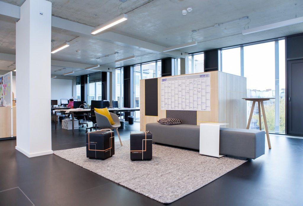 Zalando officedropin.comRAW 17 1024x697 A TOUR OF ZALANDO LOUNGES OFFICE IN BERLIN