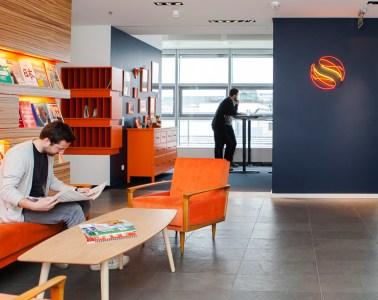 Solaris Bank, Office, Berlin, Entrance,