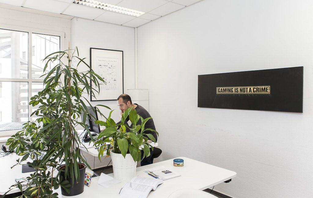 Dojo Madness officedropin 6704 1024x649 A PEEK INSIDE DOJO MADNESS BERLIN OFFICE