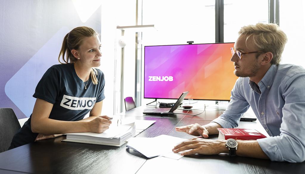 Zenjob Office Officedropin Andreas Lukoschek 0466 INSIDE ZENJOBS OFFICE IN BERLIN