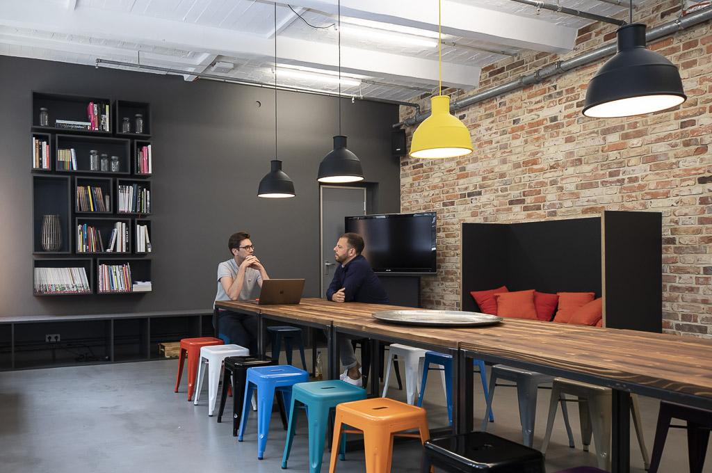 Officedropin MetaDesign Lukoschek 0006 A TOUR OF METADESIGNS OFFICE IN BERLIN