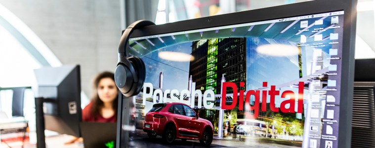 Porsche, Digital, Berlin, Germany, behind the scenes, hinter den Kulissen, Jobs, Officedropin