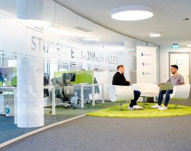 Studitemps, Office, Büro, Köln