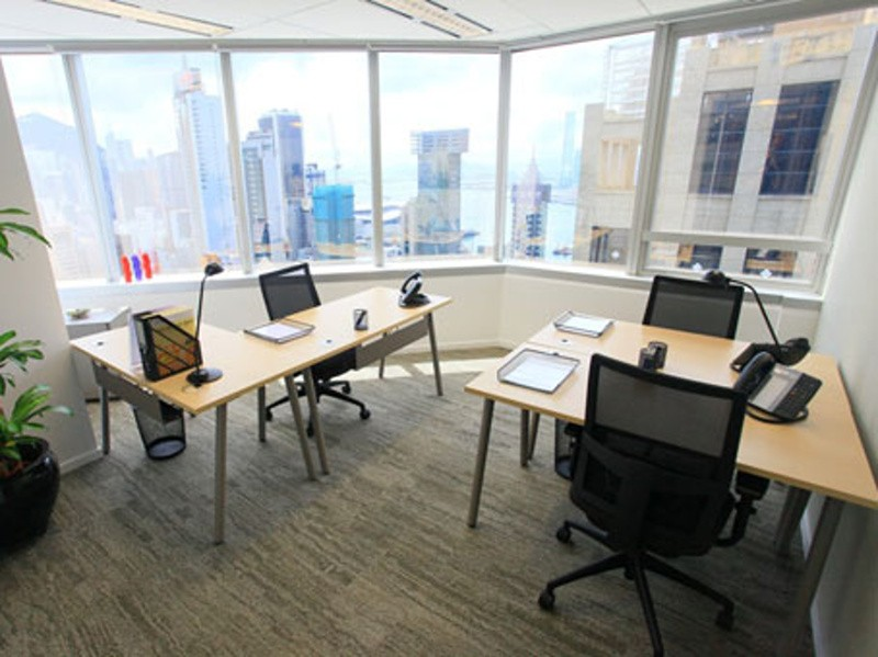 Shared Office Amp Business Centre In Times Square Tower One