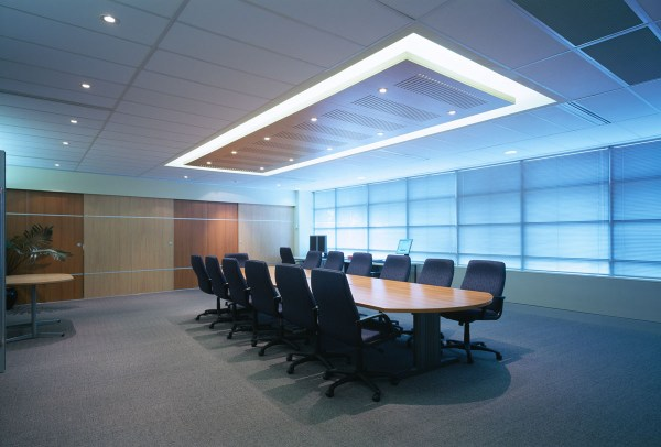 Whats the latest design trend in the boardroom and