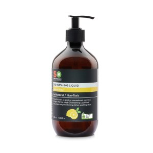 Saba_Organics_Dish_washing_Liquid_Lemon_Blast