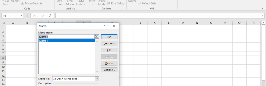 Excel VBA course - Macros in VBA Excel