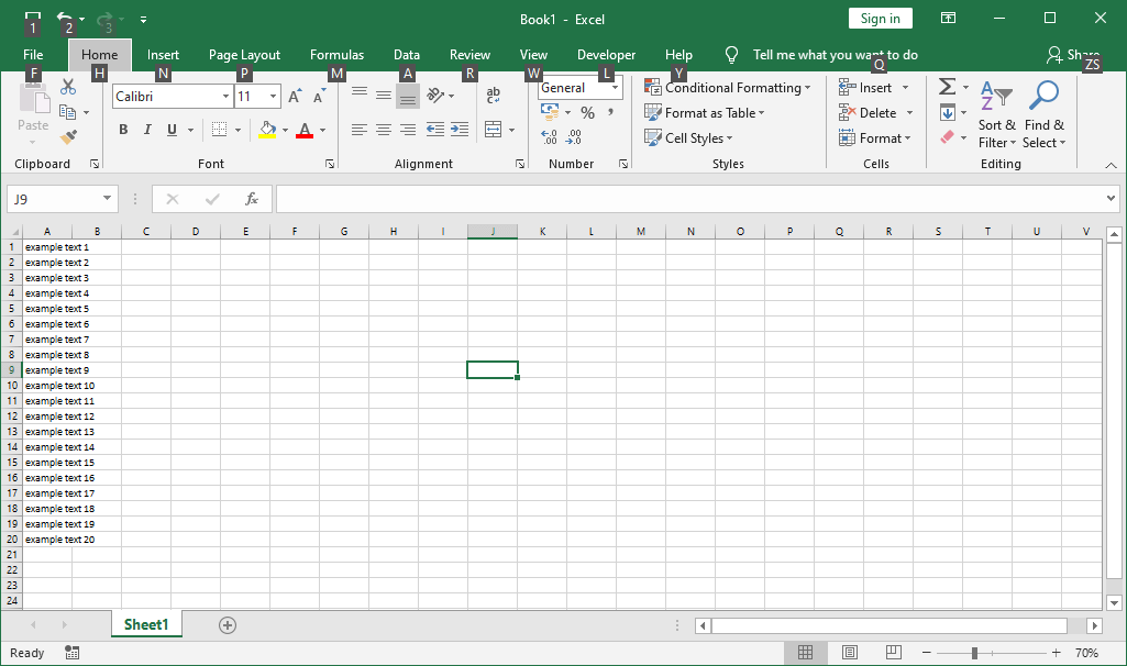 Formatting cells and fonts in VBA - introduction