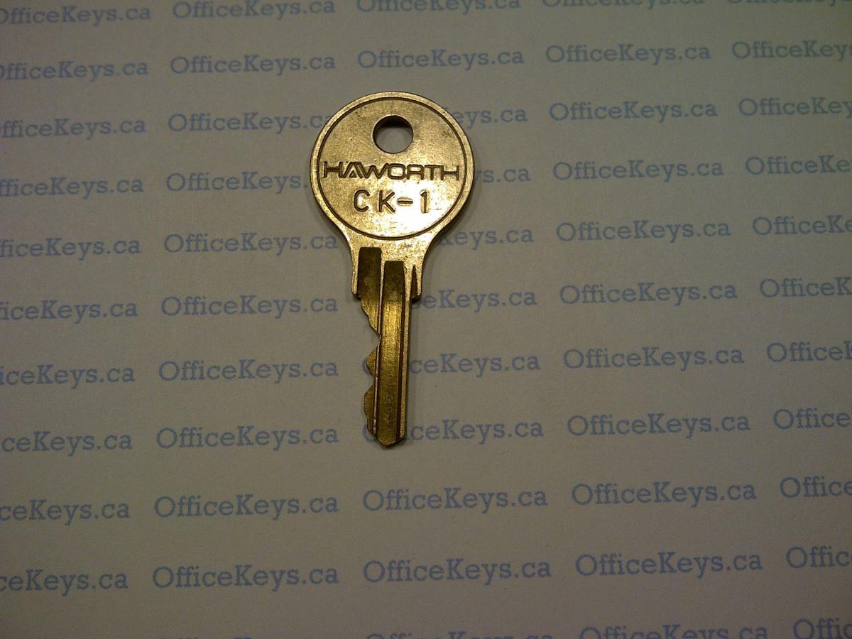 Haworth Sl Ml Series Core Removal Key Ck 1 Officekeys Ca