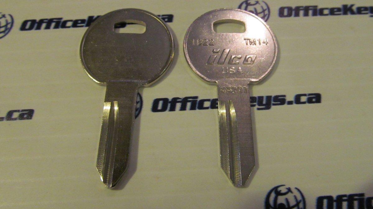 Ilco Key Blank 1622 Officekeys Ca