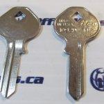 Ilco Key Blank 1092D