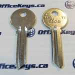 Ilco Key Blank 999A