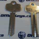 Ilco Key Blank A1114B